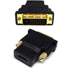 Adattatore 24+1 Dual-Link Maschio DVI-D DVI a HDMI Femmina lh