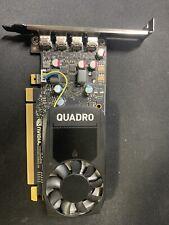 Nvidia Quadro P620 Grafikkarte 4x Mini Displayport