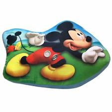 OFFICIAL DISNEY MICKEY MOUSE SHAPED CUSHION BOYS GIRLS