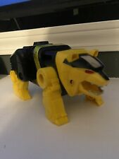 Mighty Morphin Power Rangers Deluxe Ninja Megazord Yellow Bear Zord Movie Bandai