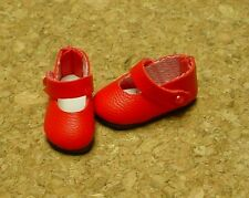 54mm Elegant Mary Jane in WHITE DOLL Shoes