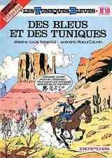 LES TUNIQUES BLEUES DES BLEUS ET DES TUNIQUES EO 1976 CAUVIN Edition originale