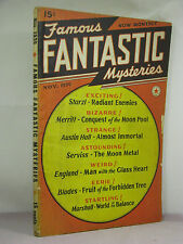 Famous Fantastic Mysteries Nov 1939 # 2,Merritt,Hall,Servis,England,Marshall,St+