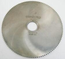 lames de scie circulaire en métal HSS 198x5,0x32 112z Fraise à disque