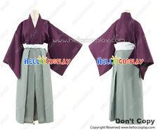 Hakuoki Hakuouki Shinsengumi Kitan Cosplay Toshizo Hijikata Costume Kimono H008