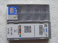 NEU 10 ISCAR DCMT11T302-PF IC907 mit Rechnung Wendeplatten