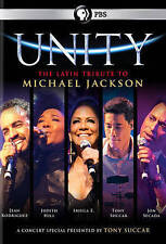 Unity: The Latin Tribute to Michael Jackson (DVD, 2015)