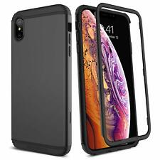 iPhone Ten XS Max Case 6 5 Shockproof Hybrid Rugged Full body Protective Cover