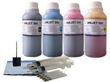 Refill ink kit for Brother LC41 DCP-110C DCP-120c Intellifax1840C 4x250ML/S