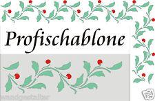 Wandschablen Schablonen Wandschablone Malerschablone Wanddekor  Kirschranke