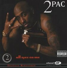 2PAC CD - ALL EYEZ ON ME [2-DISCS REMASTERED](2005) - NEW UNOPENED - RAP