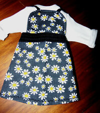 "Daisy Jumper Set Handmade to fit BFC Ink 18"" slim Dolls 4+"