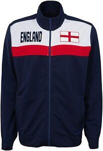 Outerstuff International Soccer Youth England Track Jacket