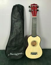 Martin Smith Ukulele with Soft Case