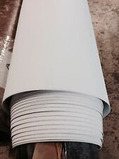 WHITE ALPHA-FLEX RV CAMPER RUBBER ROOF TPO RUBBER 9 FOOT WIDE X 30 LONG