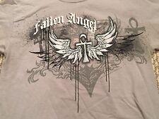 Fallen Angel Christopher Daniels T Shirt S Small TNA ROH Ankh NXT PWG WWE