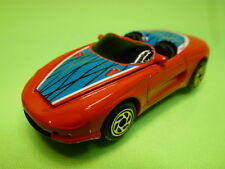 MATCHBOX MUSTANG MACH 3 PROTOTYPE - RED 1:62