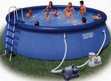 Intex Pool Set : Pool 366X91 cm + Filterpumpe