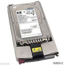 HP 72.8GB Hot Swap U320 10K Drive SCSI