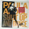 Paula Abdul Shut Up And Dance LP Vinyl Record Rare Remix Promo Original 1990