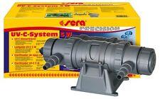 Sera Sistema UV-C 5W, acuarios agua dulce y salada hasta 500 l. Envio urgente.