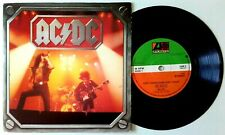 "EX/EX AC/DC DIRTY DEEDS DONE DIRT CHEAP BIG BALLS THE JACK 7"" VINYL 45  (HM 2)."
