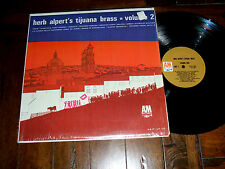 Herb Alpert's Tijuana Brass - Volume 2 1963 A&M Records LP 103 America EX/EX+