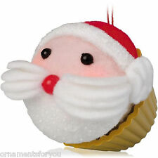 Hallmark 2014 Sweet St Nick Cupcakes Series Ornament