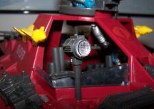 Laser cut Acrylic replacement lens for GI Joe Cobra Hydrofoil Moray spotlight