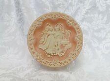 Incolay Studios Shakespearean Lovers Benedick & Beatrice Collectors Plate No Box
