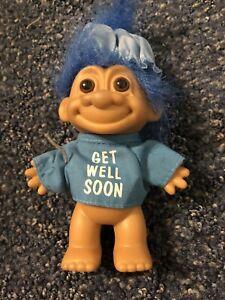 Get Well Soon Troll Doll