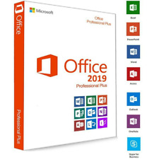 Microsoft Office Professional Plus 2019 for Windows 10 lifetime
