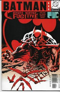 BATMAN (1940 series) #600 - Back Issue