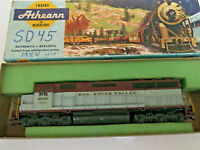 HO scale Athearn SD 45 Mon Yough Valley no 8533  Diesel Locomotive