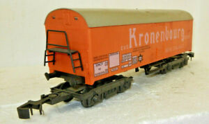 Lima O Scale SNCF Bogie Insulated Van