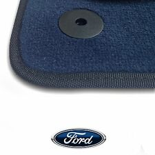 Navy Ford Fully Tailored Car Mats