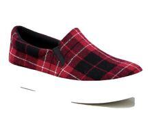Soda Buffalo Plaid Shoes Size 11