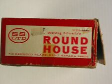 Scale Structures Ltd - Round House - Kit #121A - HO Scale