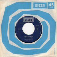 "THE ROLLING STONES ~ Street Fighting Man~ Original 1968 Dutch 7"" vinyl single"