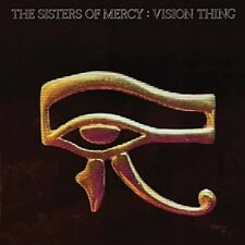 Sisters Of Mercy-Vision Thing Vinyl Lp New