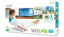 Wii Fit U & Fit Meter & Balance Board Bundle Wii U AUS *BRAND NEW!* + Warranty!!