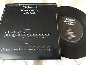 OMD / Orchestral Manoeuvres in the Dark - Electricity - EMI pressing - G/G
