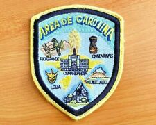 Obsolete Area de Carolina (Policia de Puerto Rico) Patch
