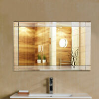 "36"" Wall Mirror Rectangle Vanity Bathroom Home Furniture Bathroom Decor"