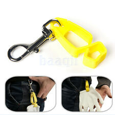 Safety Glove Guard Clip Holder Keeper For Attach Gloves Towels Glasses Helmet MA