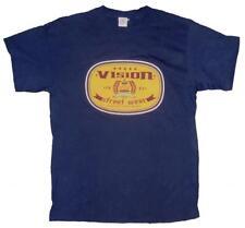 VISION Street Wear anni novanta Skateboard T Shirt Tee-International XXX Blu scuro-L