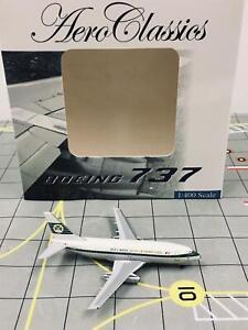 AeroClassics 1:400 Aer Lingus Boeing 737-200 EI-ASG
