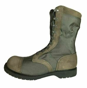 """Corcoran Boots 87146 Sage 10"""" Full Force Marauder Green (Sizes 13 - 16 D, E, EE)"""