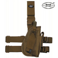 Holster de cuisse Universel MFH Droitier Coyote