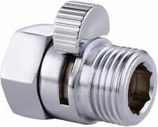 Shut Off Valve Brass Shower Head Valve G1/2 Water Flow Control Valve Regulator